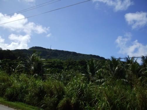 タポチョ山