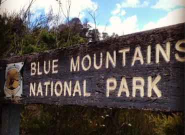 【青い山!!?】シドニーの観光スポットのひとつブルーマウンテンズ