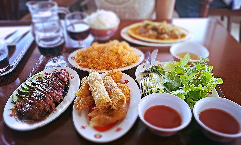 アジア系レストラン