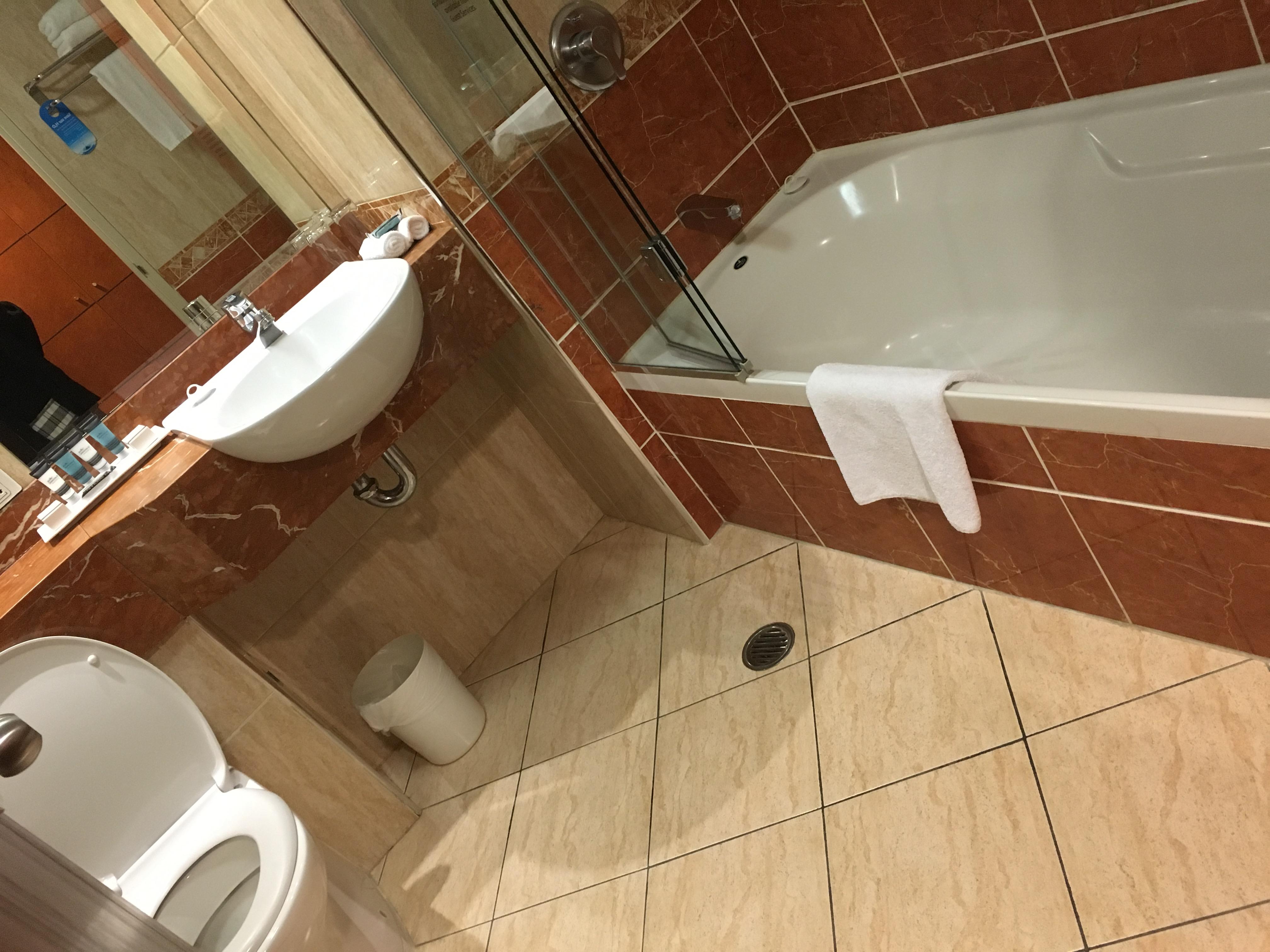 ホテル 風呂