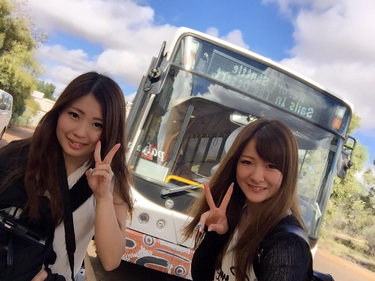 キャメルツアーズ バス