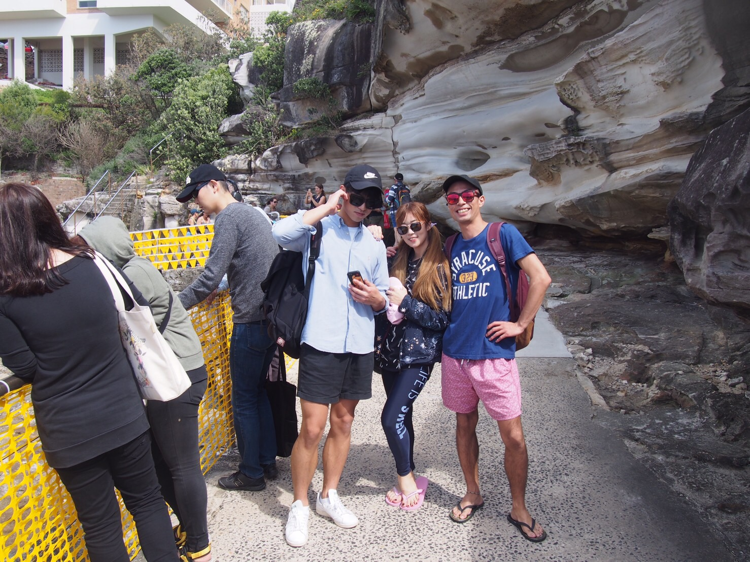 ボンダイ岩